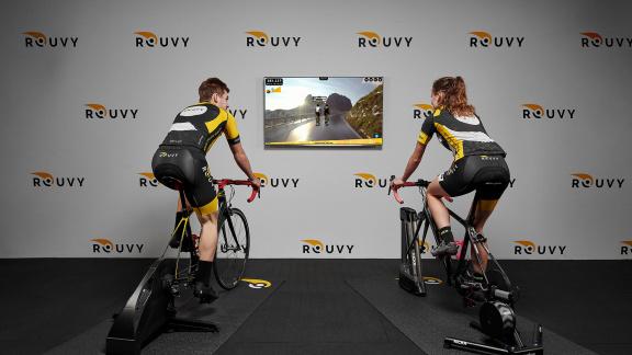 Investiční skupina Pale Fire Capital vstupuje do virtuálního trenažéru cyklistiky Rouvy