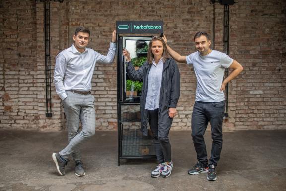 GreeenTech představí na pražském Andělu unikátní mobilní hydroponickou farmu