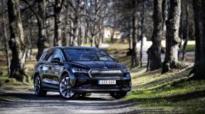 Škoda Enyaq iV HoppyGo