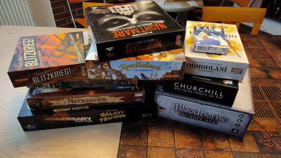 Reroll chce být Knihobotem pro stolní hry. Prodej nechtěné deskovky vyřeší za vás